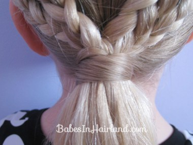 2 Braided Hearts | Valentines' Hairstyle (9)