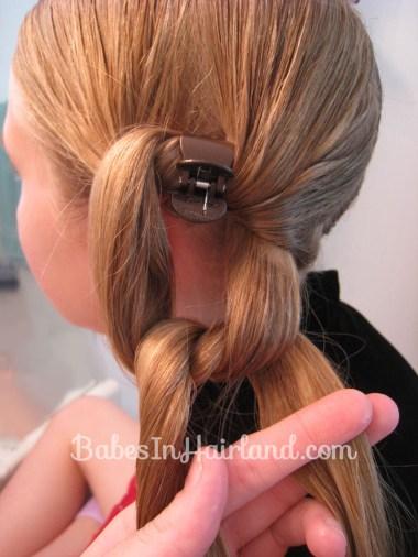 Chunky Knot Milkmaid Braids - BabesInHairland.com (5)