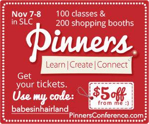 Pinners Conference 2014