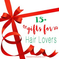 15+ Gifts for Hair Lovers + Giveaway