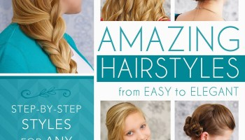 Our Book - Amazing Hairstyles : From Easy to Elegant - Babes In ...