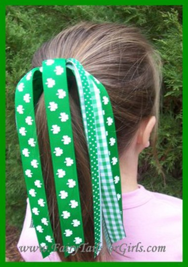 St. Patrick's Day Hair Accessories (6)