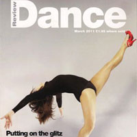 Hair Featured in UK Dance Magazine