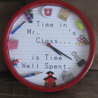 Teacher Gifts and Time