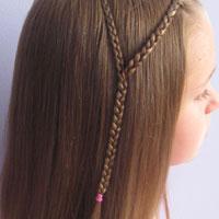 Quick Style – Bohemian/Hippie Braids