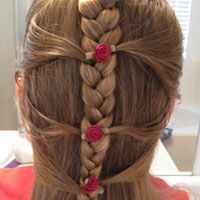 Basic Braid with a Little French