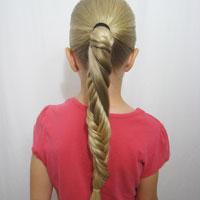 Carousel (Spiral) Fishbone Braid