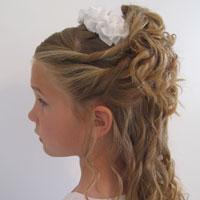 Pile of Curls & A Headband