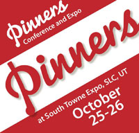Come Meet Us at The Pinners Conference & Expo
