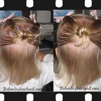 Bonus Baby Do's – 3 Hairstyles in 1