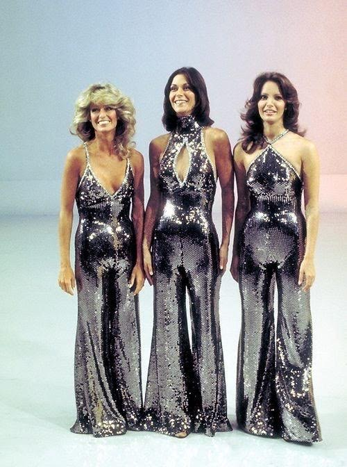 Sequins in the 70s