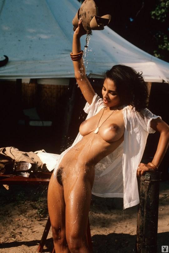 Karin Taylor Playboy Safari