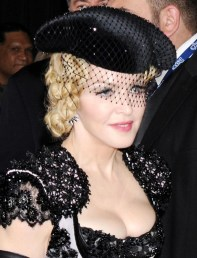 Madonna at the 2015 Grammys