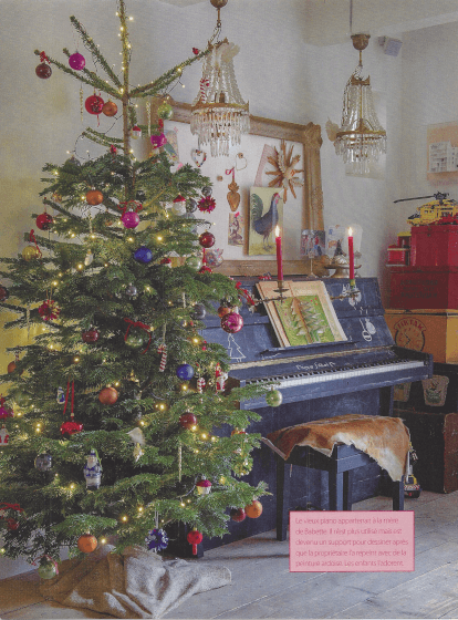 Kerstsfeer bij Babetteswereld