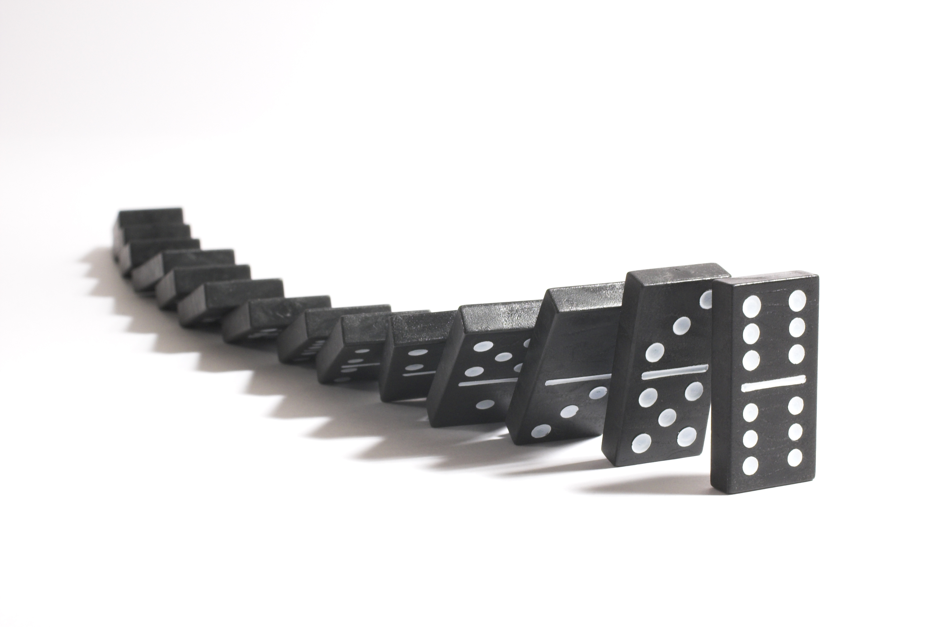 Professional Complacency Has A Domino Effect On Customer