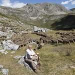 «En los puertos las ovejas cogen gracia» José Álvarez Pozal