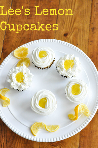 Lee's Lemon Cupcakes-2