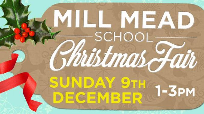 Mill Mead Christmas Fair