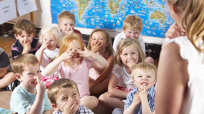 when do children start school
