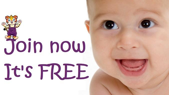 Baby membership page