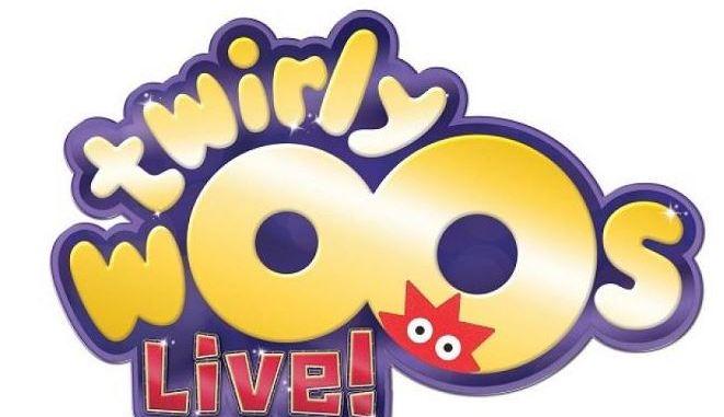 Twirlywoos Live show