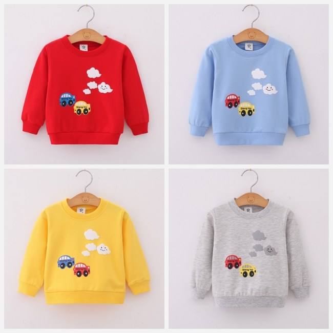 Lovely Bear Clothes Toddler Hoodie Swetshirt Boys Kids Clothes Baby Girl Winter Clothing Sweatshirt Baby Clothing 1