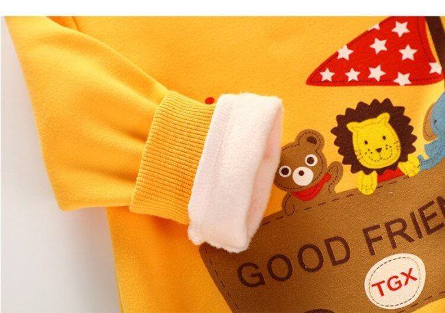 Unini yun 2017 Boys T shirt Kids Autumn Jackets T shirt Baby Boy Clothes Camiseta Roupas 1