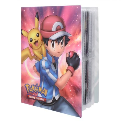 NEW 240pcs Characters Card Collection Notebook Game Card Playing Album Pokemones Cards Holder Novelty Gift For 2
