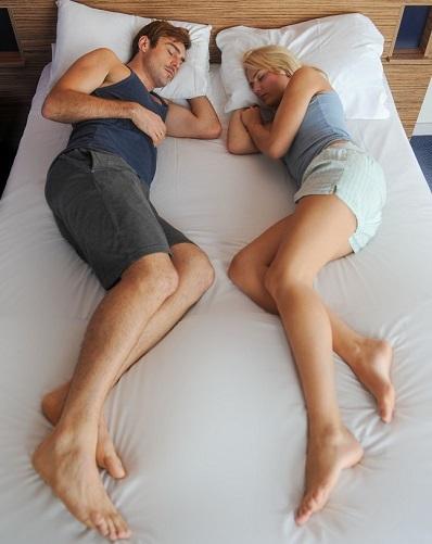 Sleeping Position Pillow Talk