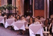 Italian pizza restaurant - Baby Friendly Restaurants