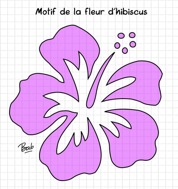 motif-hibiscus