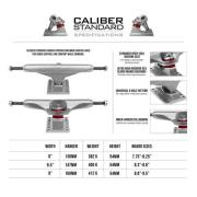 Caliber Standard Specifications