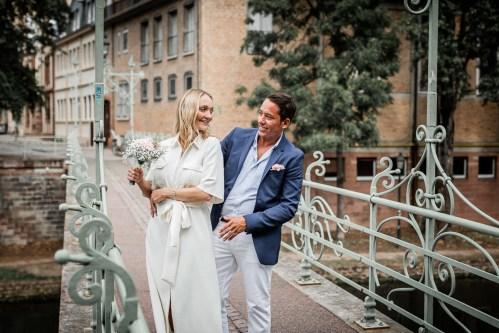 Cérémonie mariage civil Strasbourg