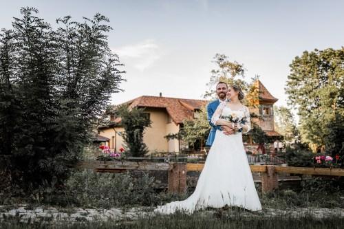Mariage Bohème – La Drille au bord de l'eau