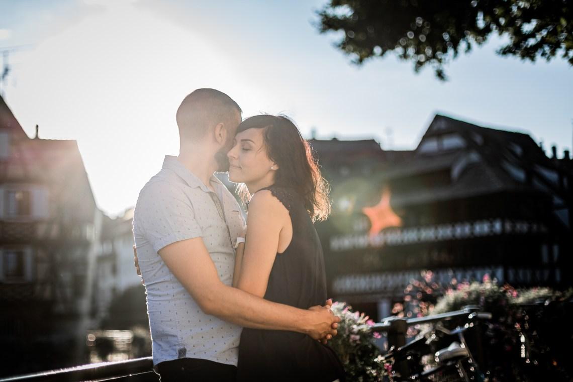 Photos de couple avant le mariage