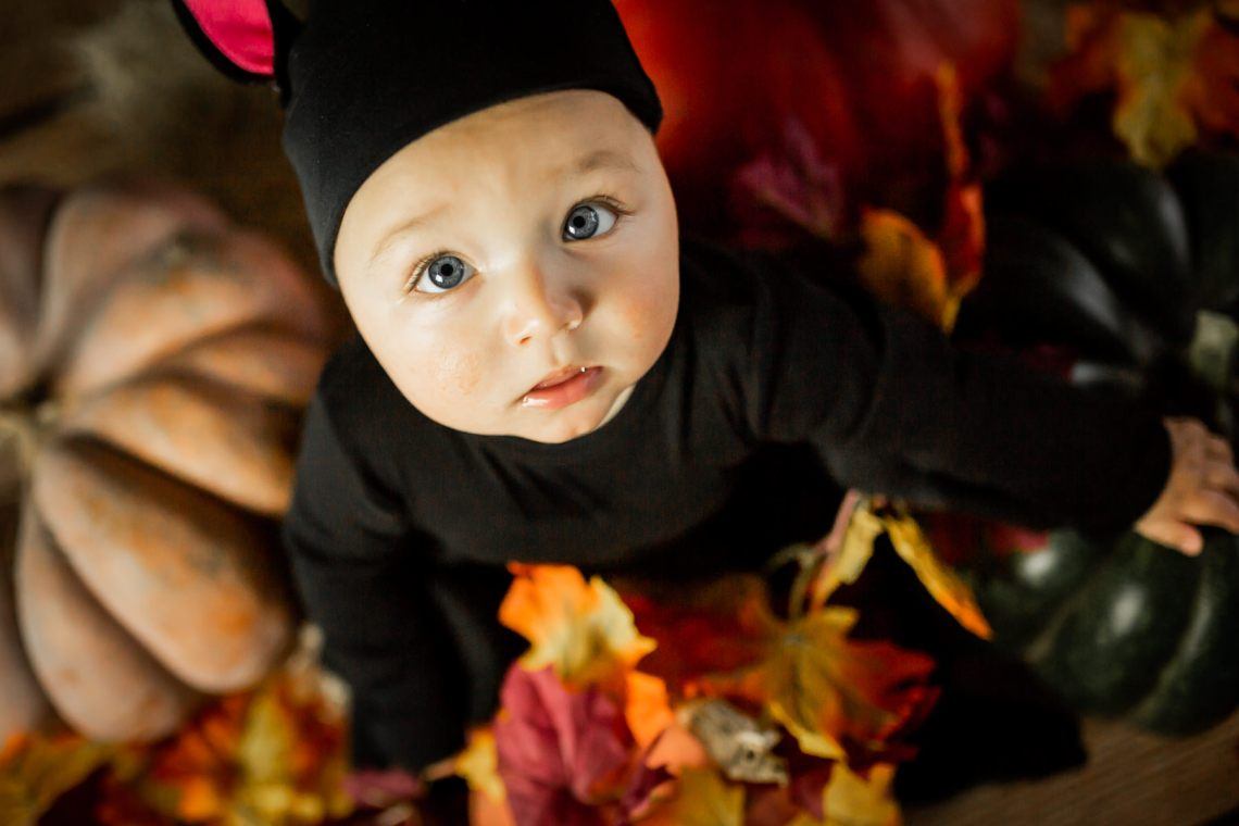 Happy Halloween en Famille