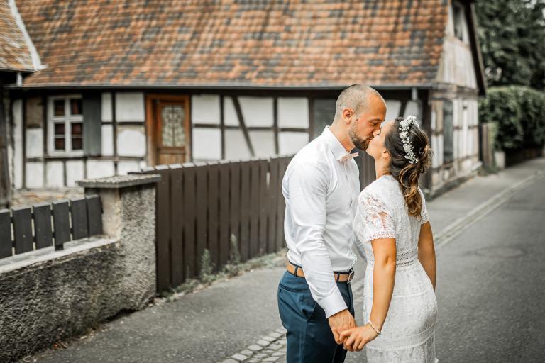 Mariage Civil à Souffelweyersheim