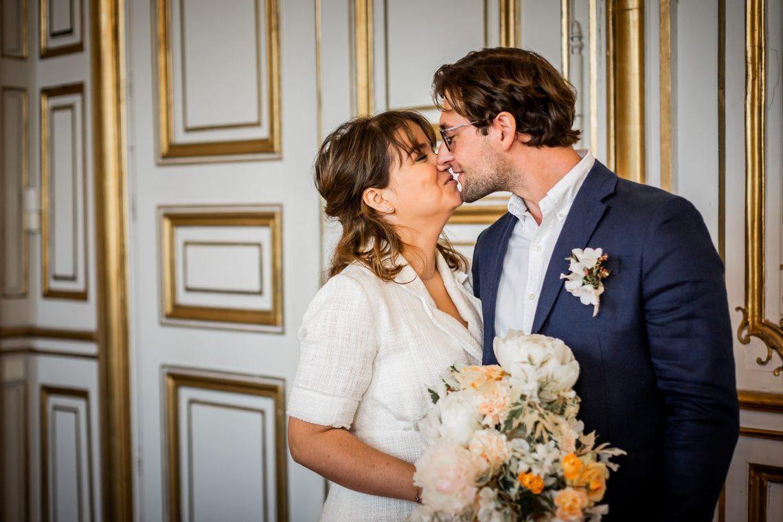 Mariage Civil Strasbourg - Babouchkatelier