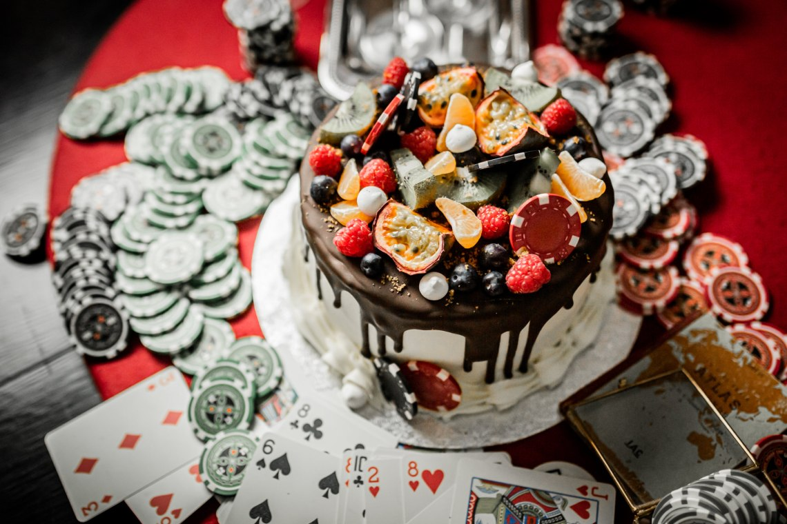 Anniversaire Surprise & Poker Party