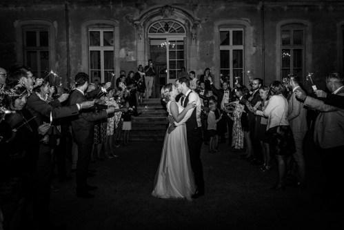 Mariage au Chateau de Saulxures