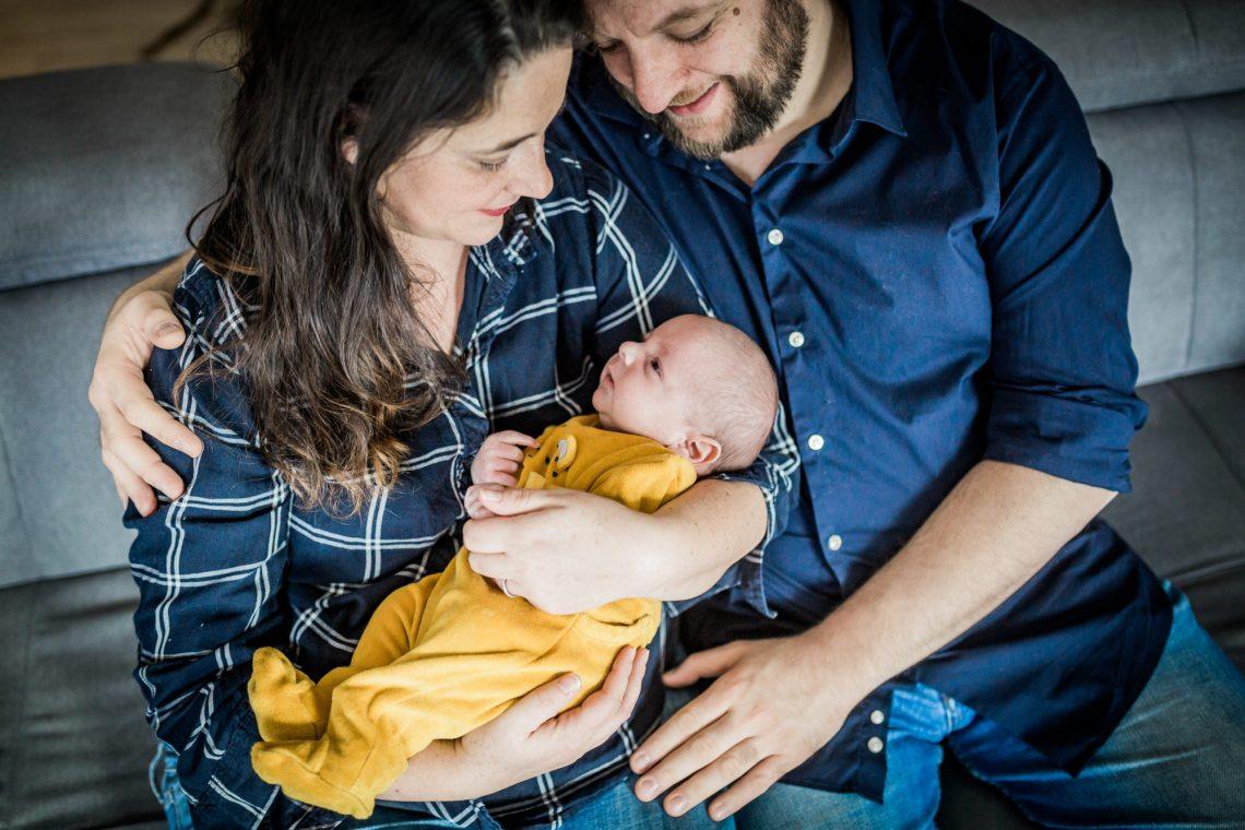 Photos de famille à la maison – Babouchkatelier