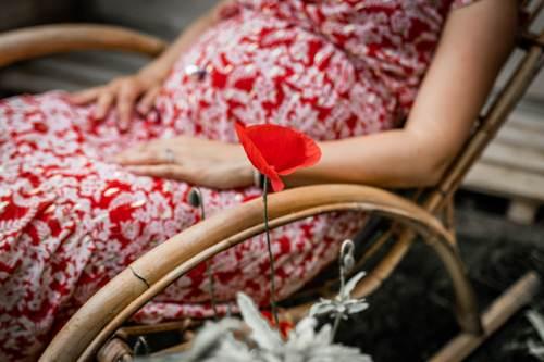 Photos Maternité Jardin & Studio
