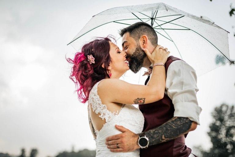 Juste avant le Mariage