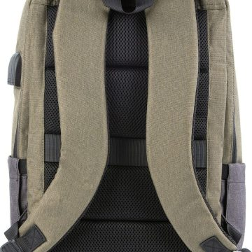 Jodebes JD0120 Multifunctional Backpack With USB & Earpiece Port - 21L