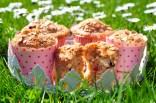 Apfel Beeren Muffin