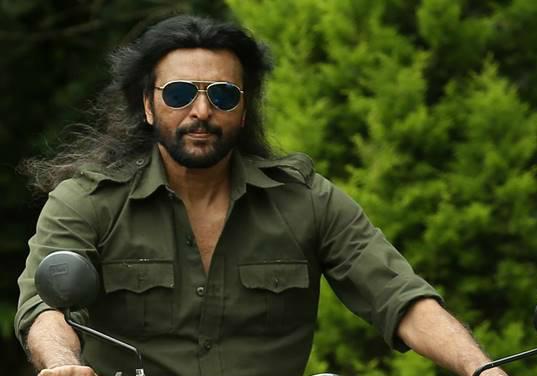 Babu Antony   Indian Movie Action Star