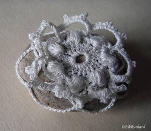 a 3D flower