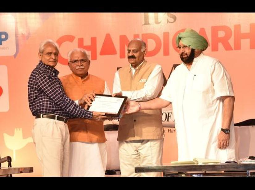 Amarinder rejects Khattar's idea of inter-city body for tri-city Chandigarh