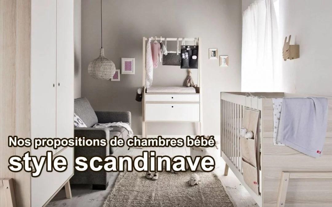 nos idees pour l ameublement chambre bebe design scandinave style nordique