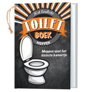 Het leukste toiletboek moppen
